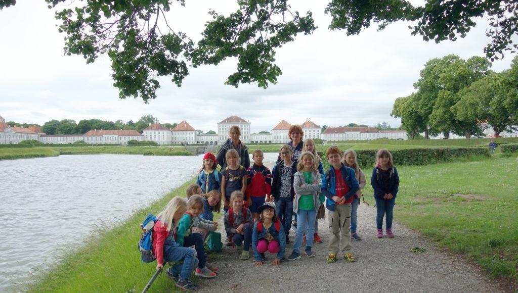 Schülerbetreuung Altomünster - Nymphenburg